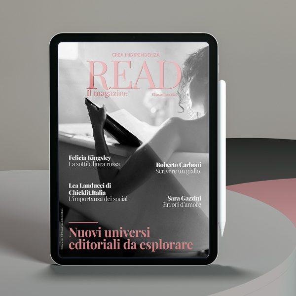 Read #01 - Versione pdf gratuita