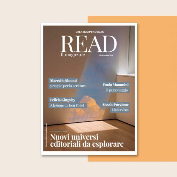 Read #02 - Versione Cartacea