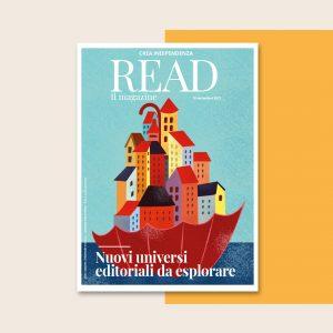 Read il Magazine - Settembre 21 - Cartaceo